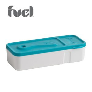 Fuel Snack And Dip Container Tropical 5oz + 2oz