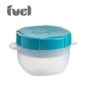 Fuel Milk And Cereal Container Tropical 5oz + 12oz